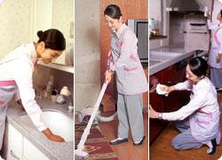 選べるお掃除 定額サービス